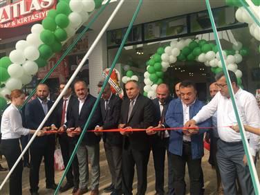 Baymak Orange Store Açılışına Katıldık.