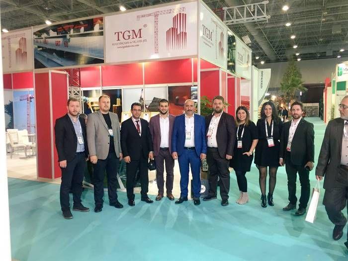 16. MÜSİAD Expo'ya Düzce'den katılan firmaları ziyaret ettik